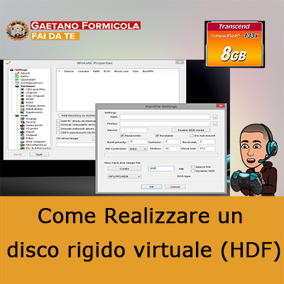 Come Realizzare un disco rigido virtuale (HDF)